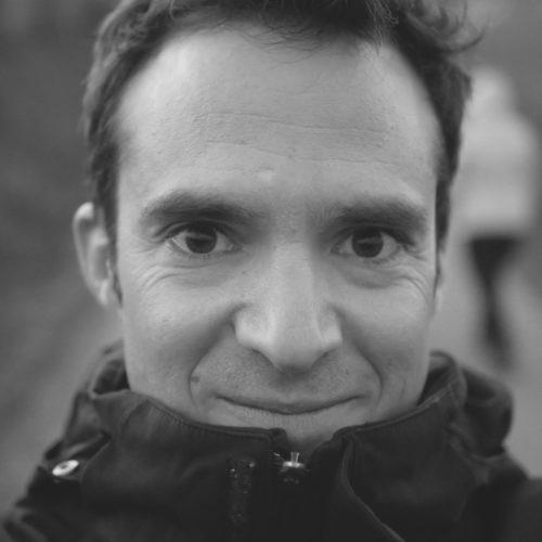 Raphael Poughon - La compagnie rotative